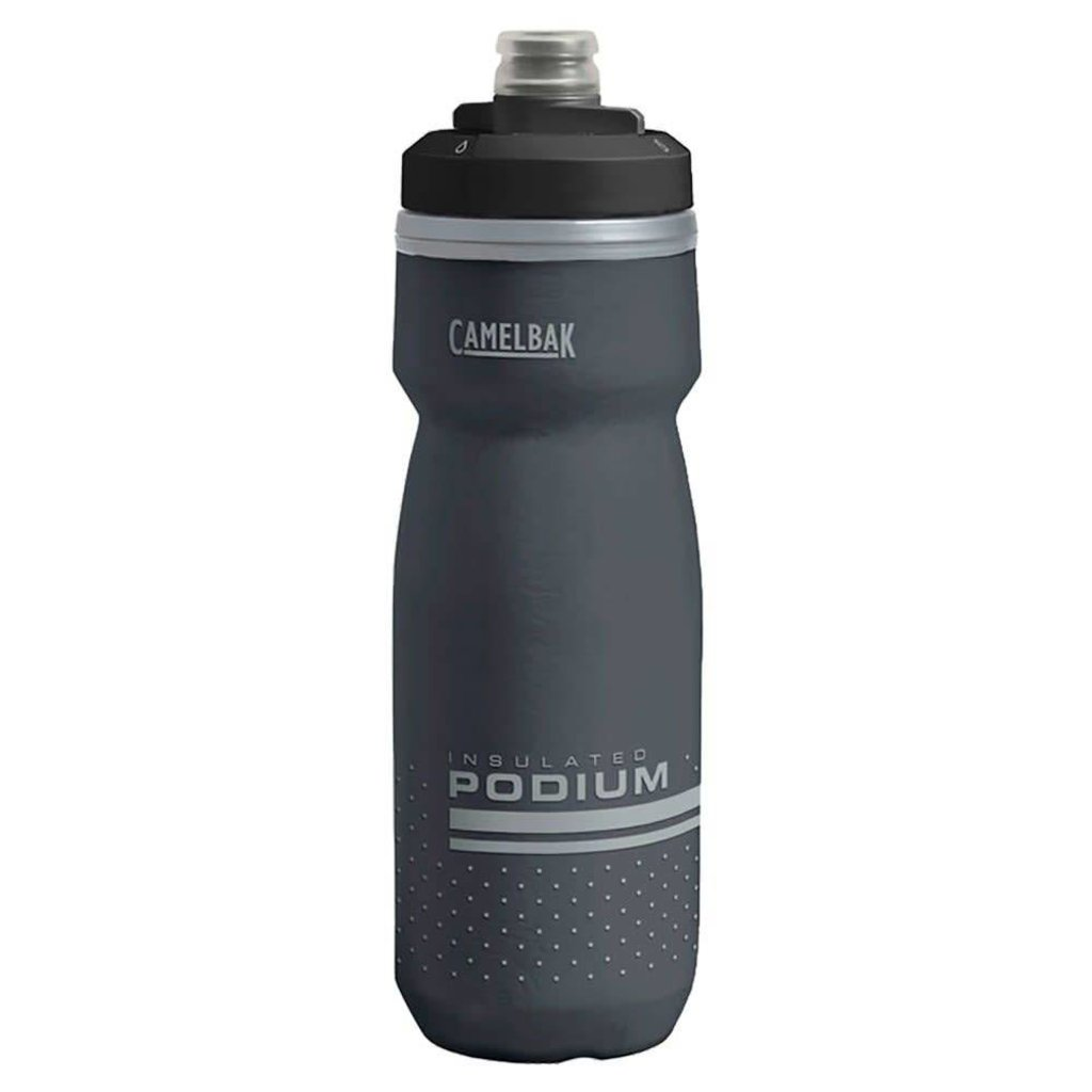 Camelbak Podium Chill 24 Oz White Black Double Walled Canteens /& Water Bottles