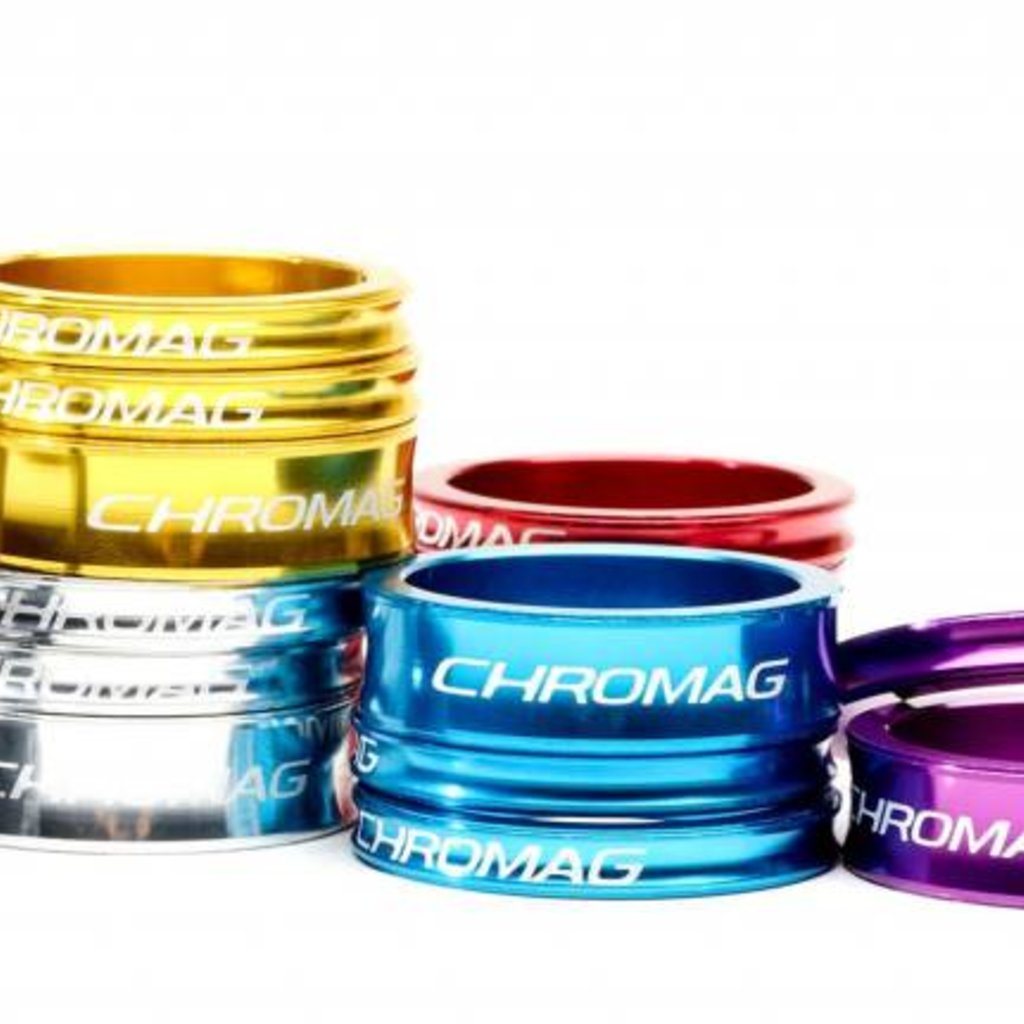 CHROMAG CHROMAG HEADSET SPACER KIT