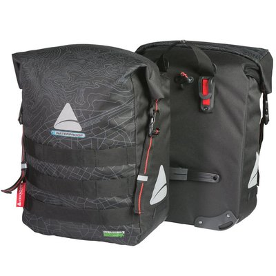 AXIOM AXIOM PANNIERS MONSOON OCEANWEAVE P45+
