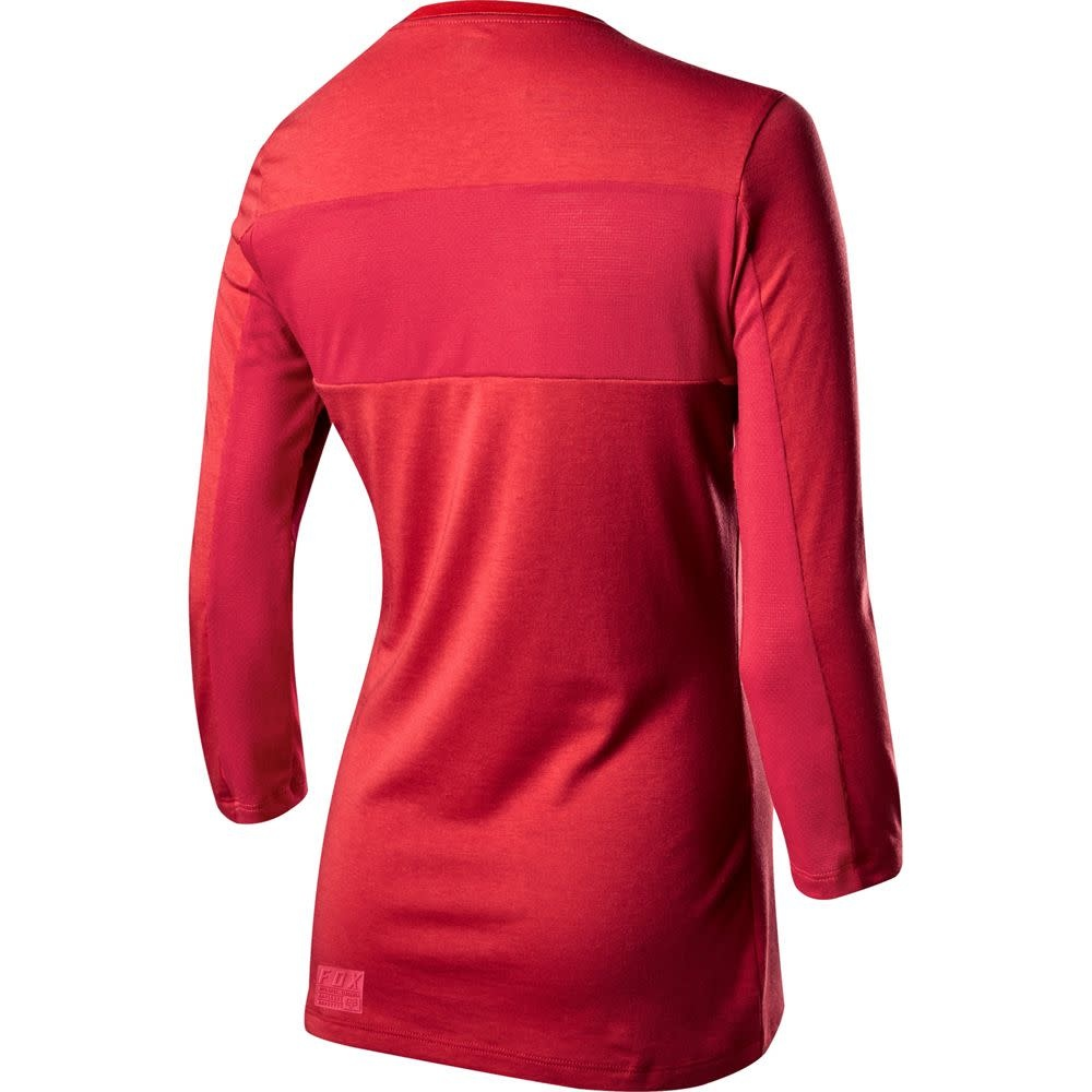 FOX HEAD FOX JERSEY WOMENS RANGER DR  3/4