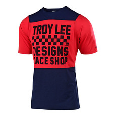 TROY LEE DESIGNS 19S TLD JERSEY YOUTH SKYLINE CHECKERS