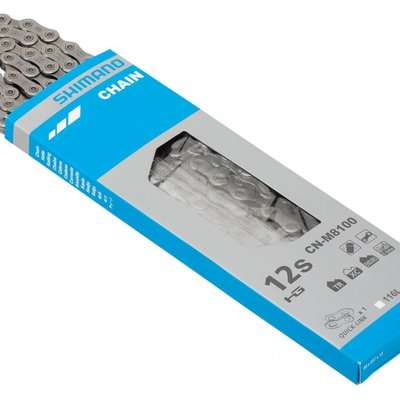 SHIMANO SHIMANO CHAIN CN-M8100 XT 12spd 126 Links