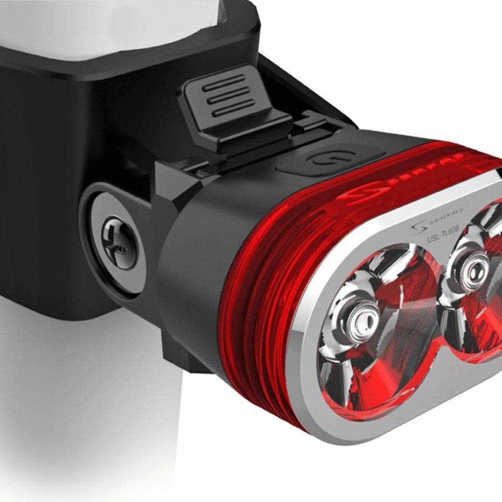 SERFAS SERFAS LIGHT COSMO 60 REAR USB
