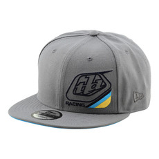 TROY LEE DESIGNS TLD HAT PRECISION 2.0 SNAPBACK OS Storm Gray