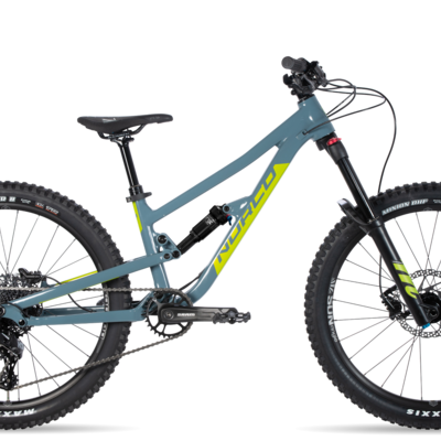 NORCO 2021 NORCO FLUID 4.1 24 FS S Blue/Green