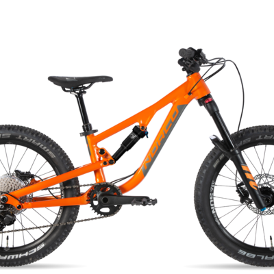 NORCO 2020 NORCO FLUID 2.1 FS Orange/Charcoal