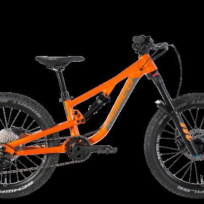 NORCO 2021 NORCO FLUID 2.1 FS Orange/Charcoal