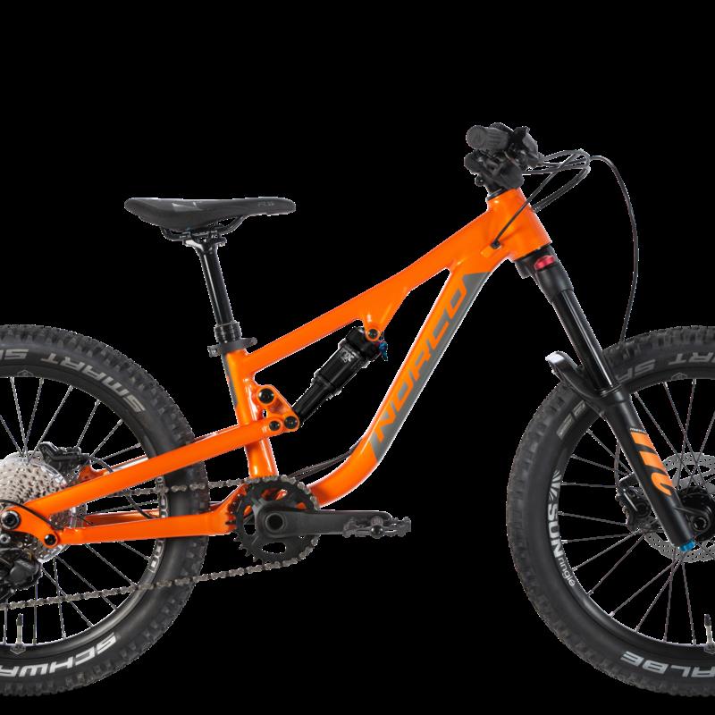 NORCO NORCO FLUID FS1 20 Orange/Charcoal