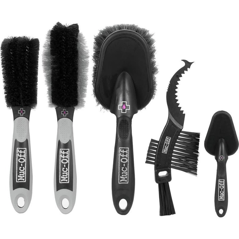 MUC-OFF MUC-OFF 5-PIECE BRUSH KIT