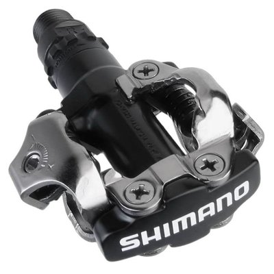 SHIMANO SHIMANO SPD PEDALS PD-M520 Black