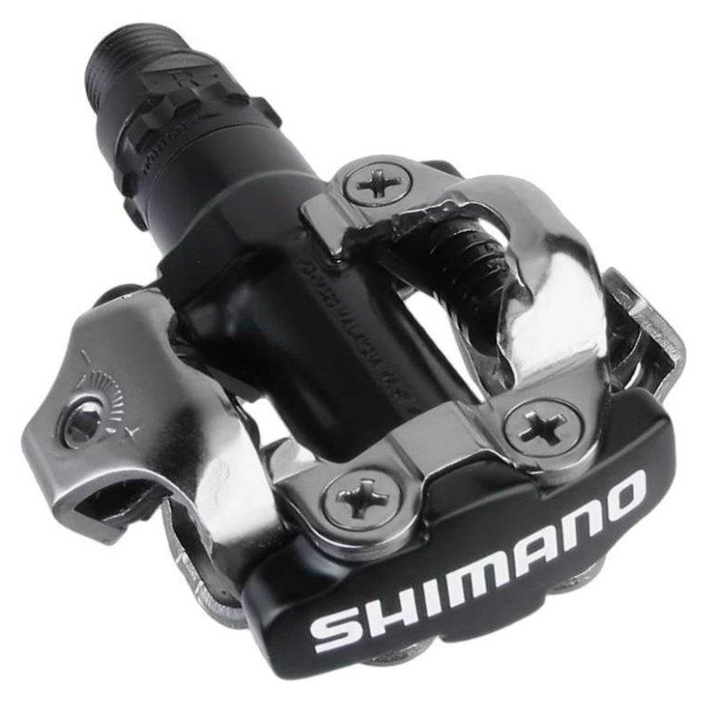 SHIMANO SHIMANO SPD PEDALS PD-M520 Black