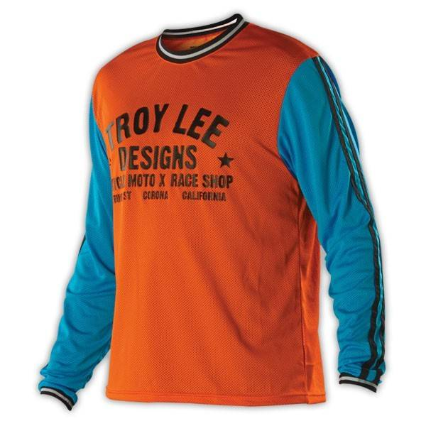 TROY LEE DESIGNS TLD JERSEY SUPER RETRO - Your Bike Candy Store 793389cbd