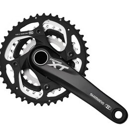 SHIMANO SHIMANO CRANKARMS XT M780 175mm (NO CHAINRINGS/OUT OF BOX)