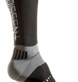 DISSENT DISSENT SOCKS SUPERCREW NANO 6""