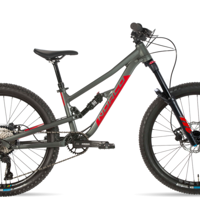 NORCO 2021 NORCO FLUID 4.2 24 FS S Grey/Red