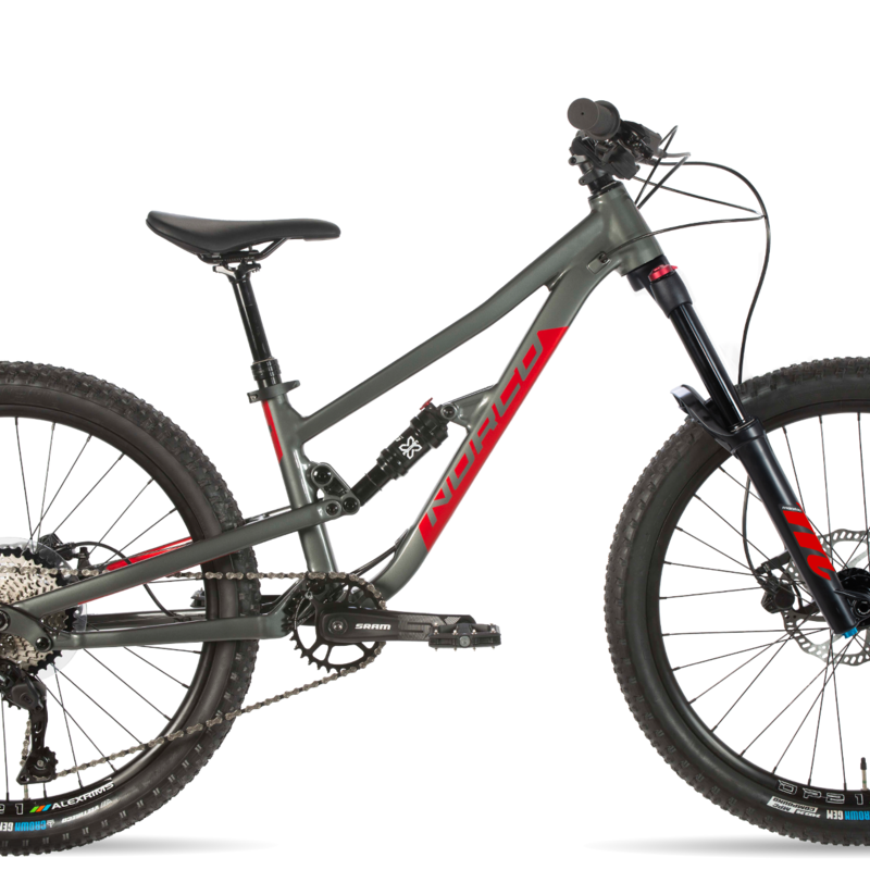 NORCO 2021 NORCO FLUID FS2 24 Grey/Red