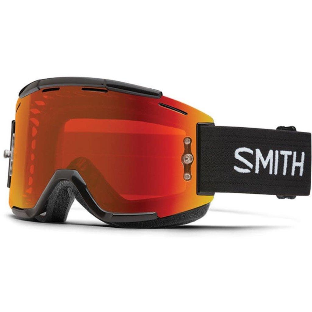 SMITH SMITH GOGGLE SQUAD MTB Black