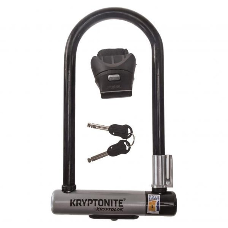 KRYPTONITE KRYPTONITE U-LOCK KRYPTOLOK STD