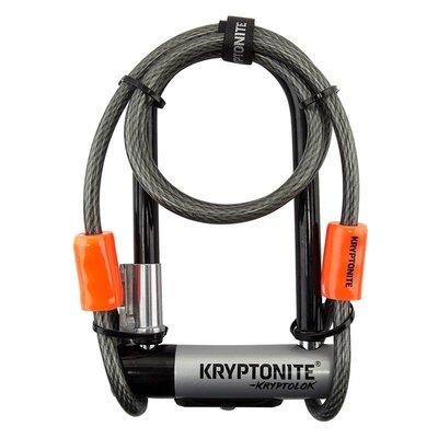 KRYPTONITE KRYPTONITE LOCK KRYPTOLOK MINI-7 WITH 4' CABLE