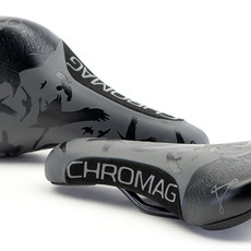 CHROMAG CHROMAG SADDLE OVERTURE LIASON LTD Grey/Raven