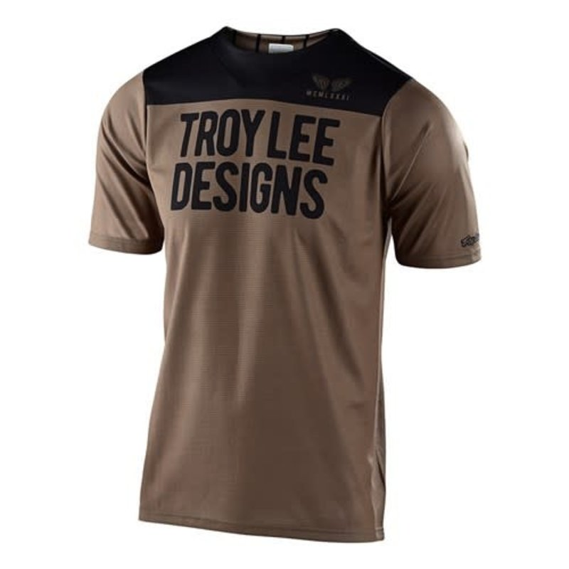TROY LEE DESIGNS 20S TLD JERSEY SKYLINE SS PINSTRIPE BLOCK