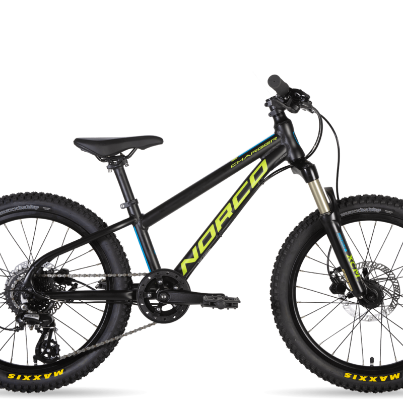 NORCO 20S NORCO CHARGER 20  Black/Green