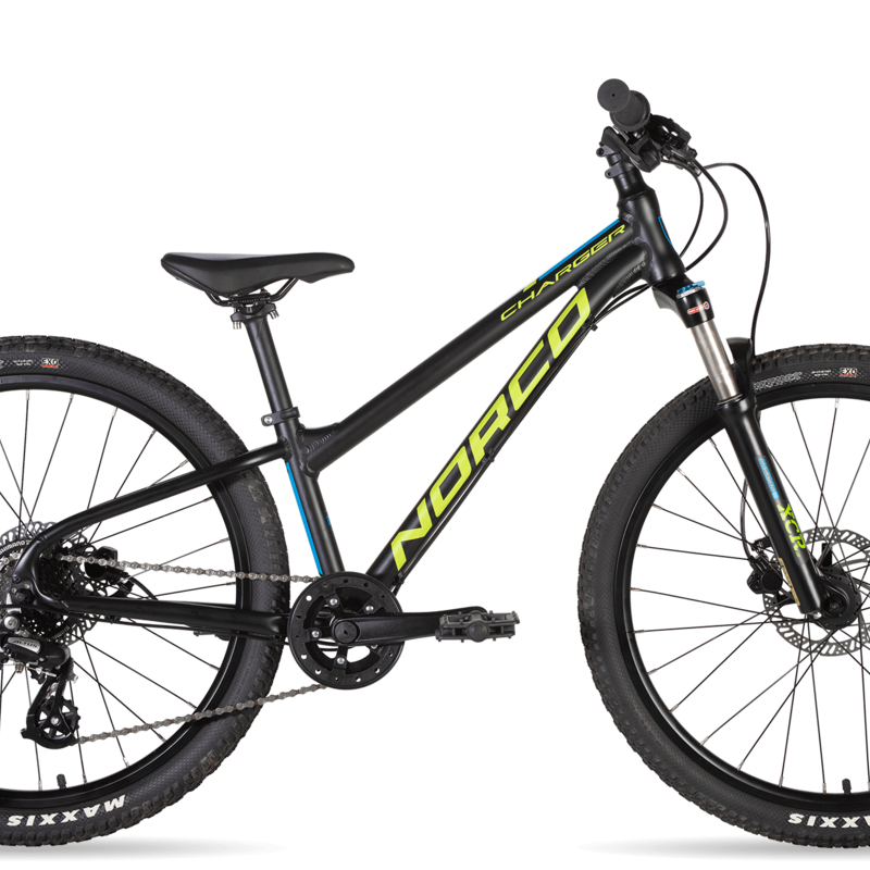 NORCO NORCO CHARGER 24  Black/Green
