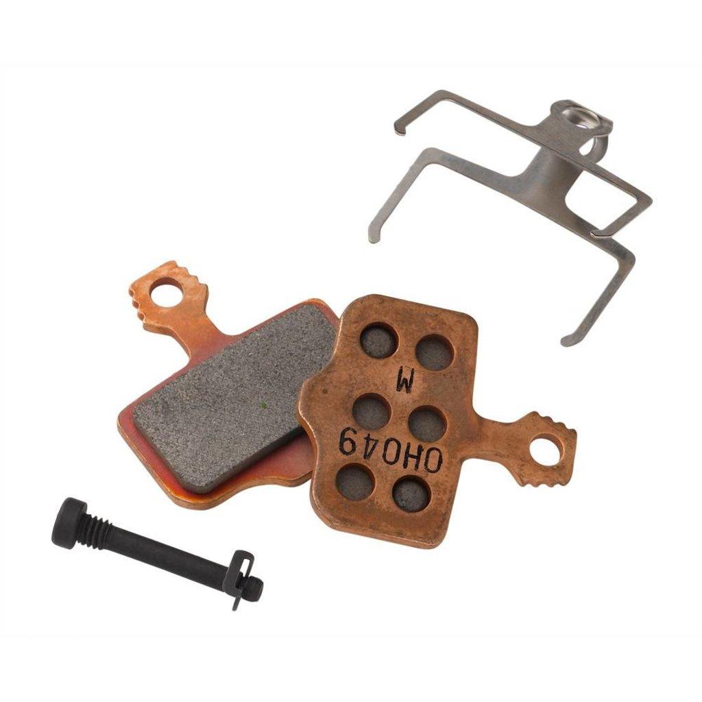 SRAM AVID/SRAM DISC BRAKE PADS  ELIXIR/LEVEL METAL