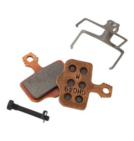 SRAM AVID/SRAM DISC BRAKE PADS  ELIXIR/LEVEL METAL
