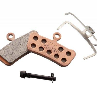 SRAM AVID/SRAM DISC BRAKE PADS  GUIDE/TRAIL METAL