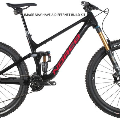 NORCO 2020 NORCO SIGHT C2 ROCKSHOX Gloss Black/Red M27