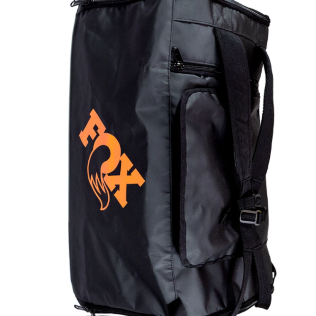 RACEFACE FOX GEAR BAG WEEKENDER Stealth 40L ONE SIZE