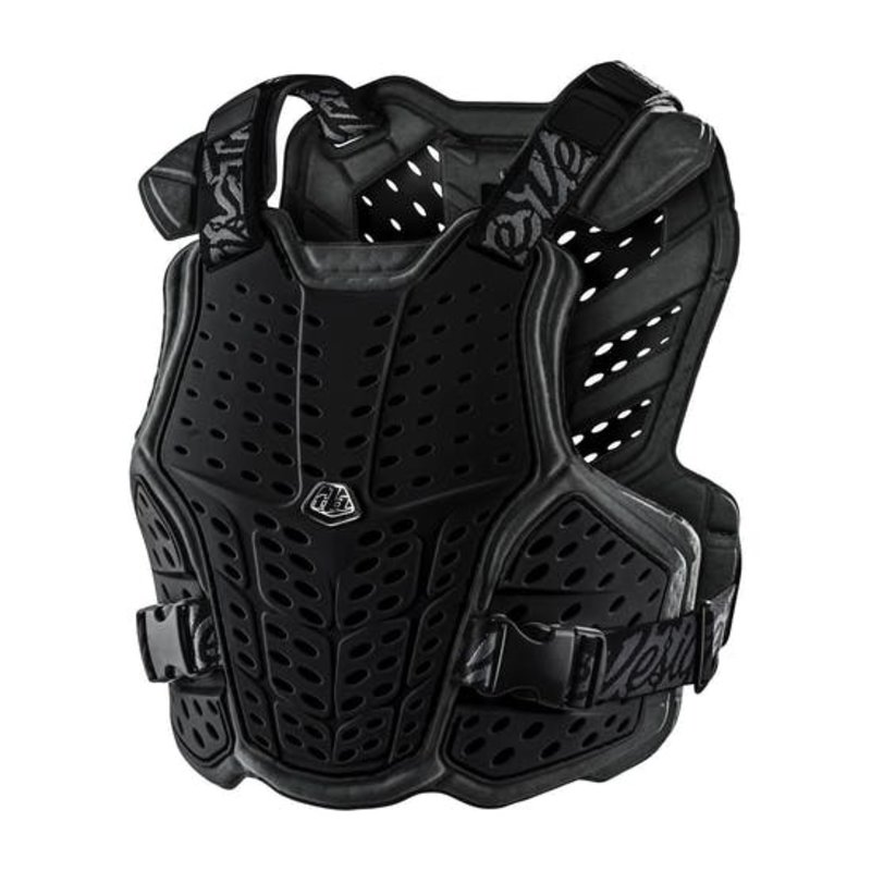 TROY LEE DESIGNS TLD CHEST PROTECTOR ROCKFIGHT  Black YOUTH