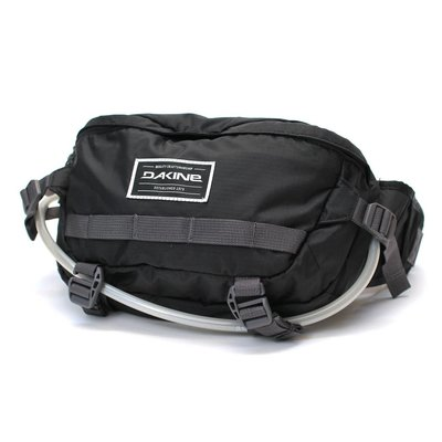 DAKINE DAKINE FANNY PACK/BAG  HOT LAPS 5L Black