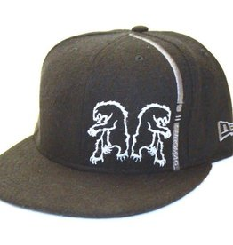 CHROMAG CHROMAG HAT NEW ERA SNAP BACK BEAR REFLECT