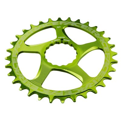 RACEFACE RACEFACE CHAINRING 1X NW DIRECT CINCH 28T Green