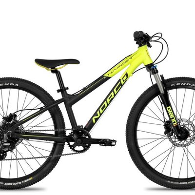 NORCO 18S NORCO CHARGER 4.1 24 Blk/Yel