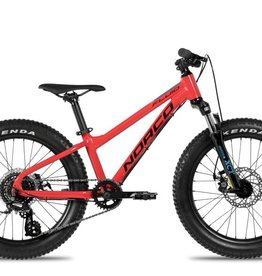 NORCO NORCO FLUID 2.3 HT PLUS Red