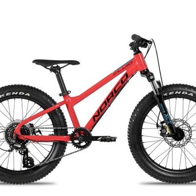 NORCO 2020 NORCO FLUID 2.3 HT PLUS Red