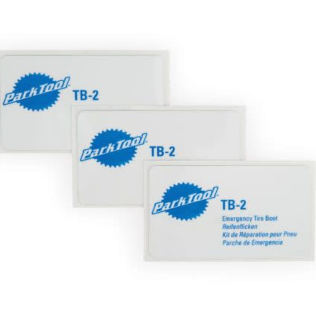 PARK TOOL PARK TOOL TB-2 TIRE PATCH KIT