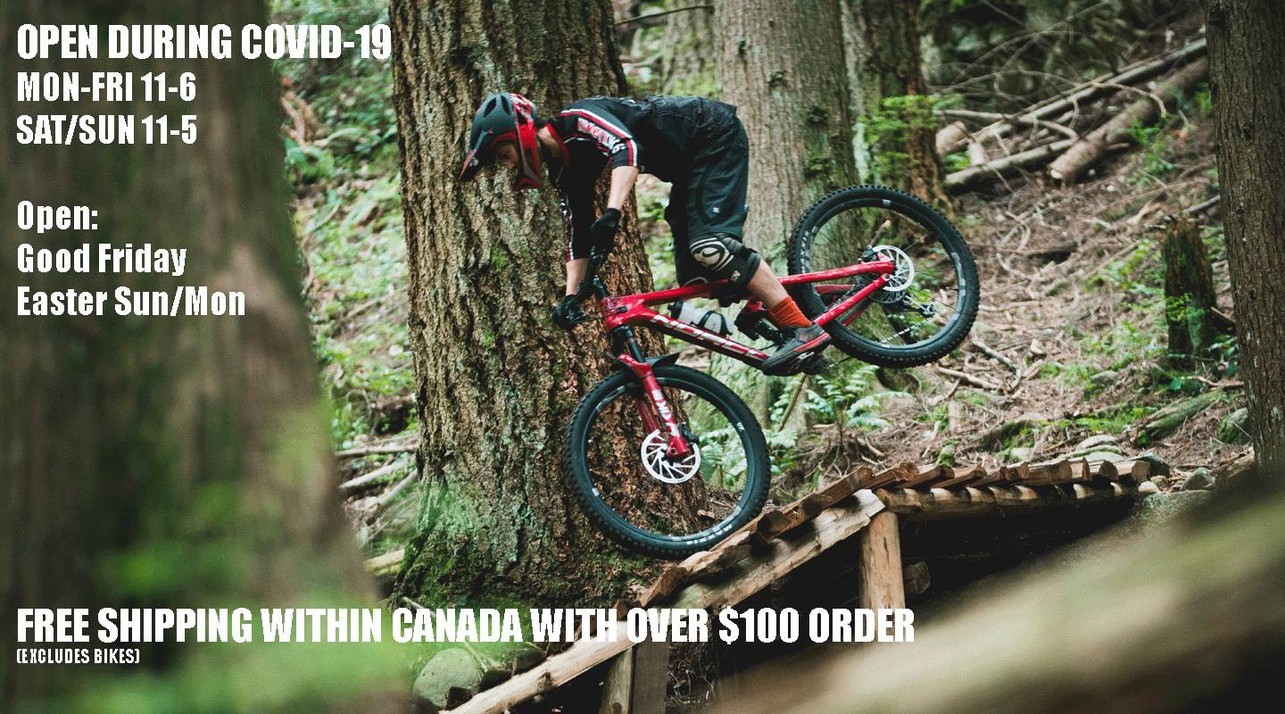 Free Shipping within Canada with over $100 order