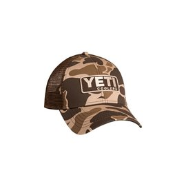 YETI Yeti Camo Patch Trucker Cap