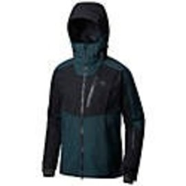 MOUNTAIN HARDWR Men's FireFall Jacket Blue Spruce Medium