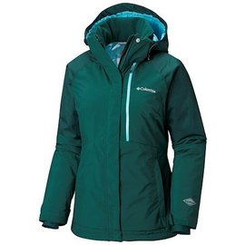 COLUMBIA Wildside Jacket Dark Ivy, Dark S