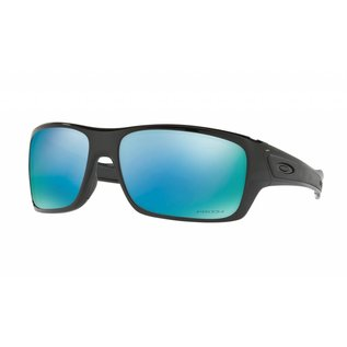 Oakley Canada Turbine Polished Black w/Prizm Deep Water Polarized