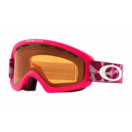 Oakley Canada O-Frame 2.0 XS Octo Flow Coral Pink w/Persimmon