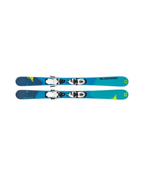 RUSTLER TWIN JR 108-148 (MG) BLUE 148