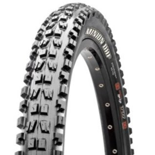 Maxxis Maxxis, Minion DHF, Tire, 27.5''x2.50, Folding, Tubeless Ready, 3C Maxx Grip, Double Down, Wide Trail, 120x2TPI, Black