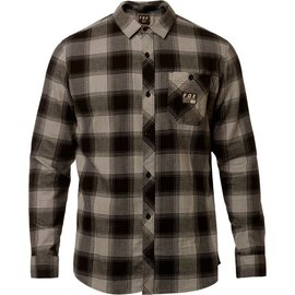 FOX CANADA Longview Ltwt Flannel