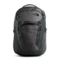 THE NORTH FACE TNF SURGE BACKPACK  DARK GREY HEATHER/ASPHALT GREY